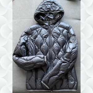 BCBGeneration Lightweight Packable Down Jacket